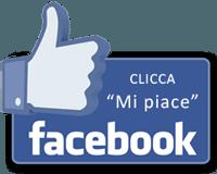 Metti un like sulla nostra pagina facebook