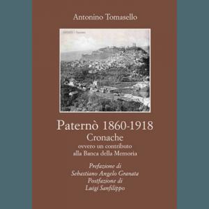 Paternò 1860-1918. Cronache